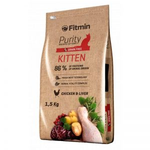 Fitmin Gato Purity Kitten