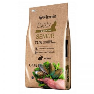 Fitmin Gato Purity Senior